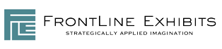 FrontLine Exhibits Logo